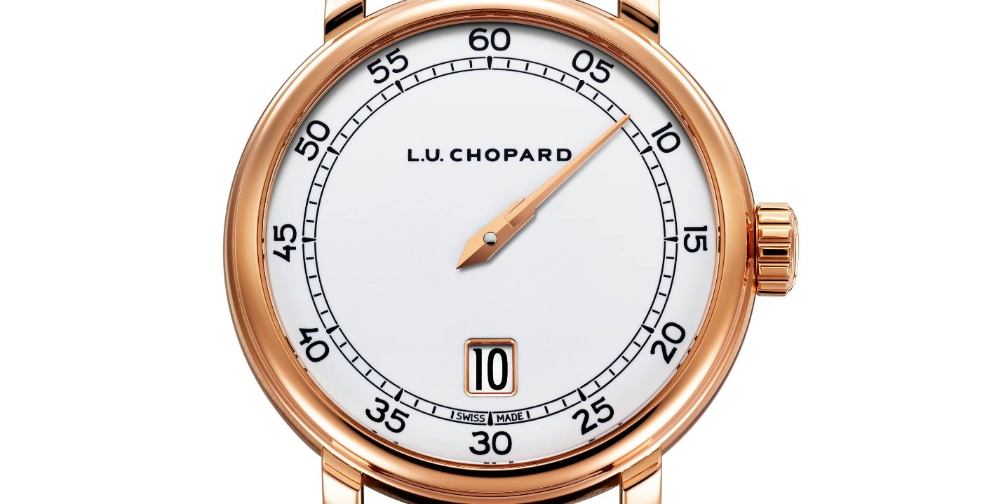 L.U.C Quattro Spirit 25: Chopard's first jumping-hour timepiece