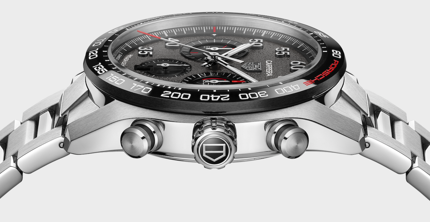 Porsche: the right automotive partner for TAG Heuer?