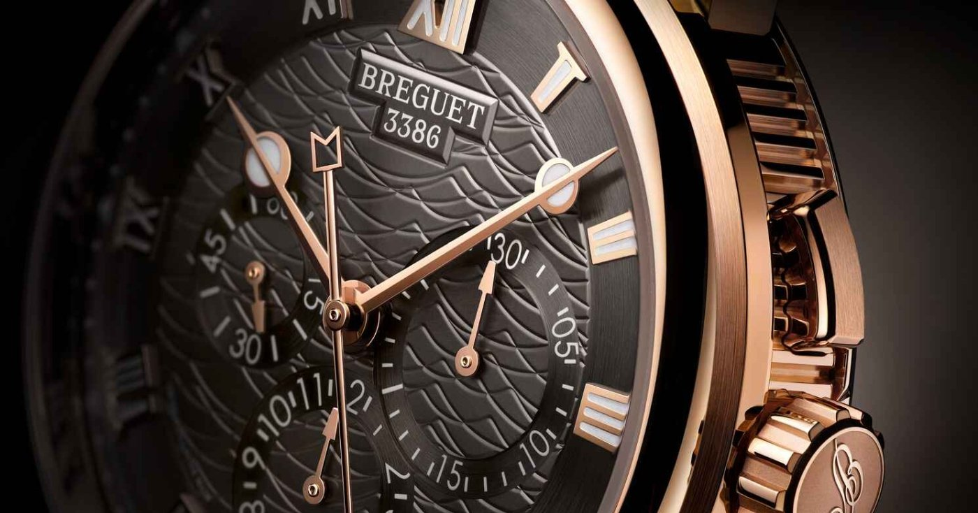 New variations of the Marine by Breguet