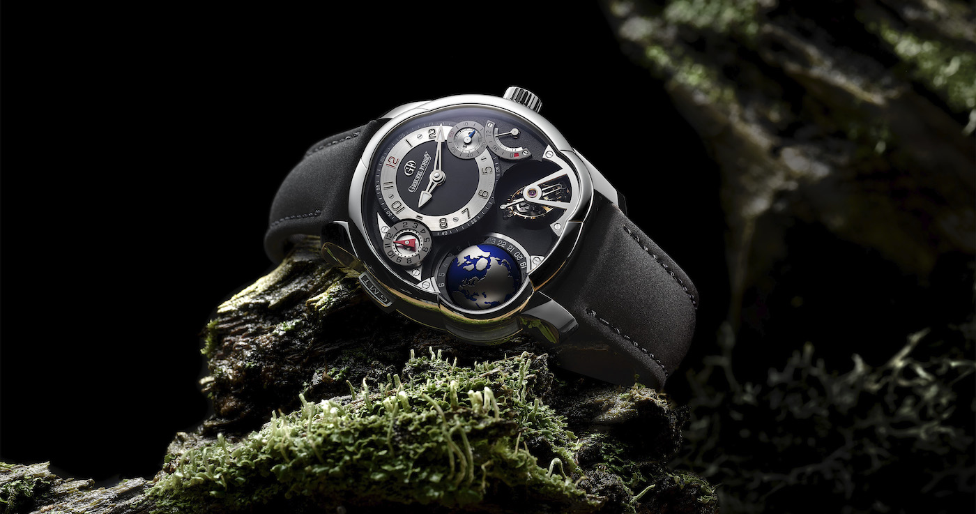Greubel Forsey to ditch animal leather straps by 2022