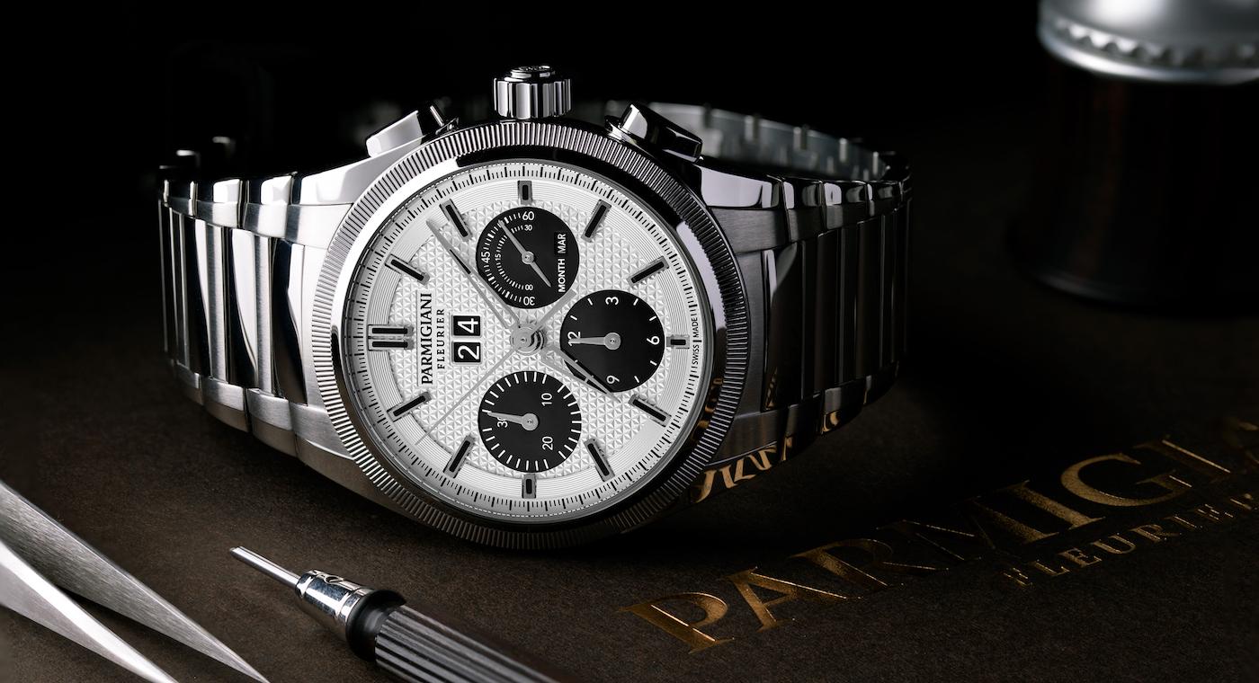Parmigiani Fleurier's Tonda GT line expands with new bicolor dials