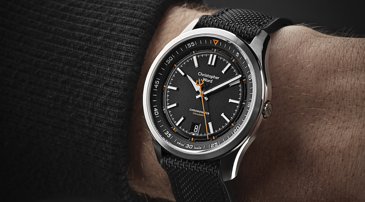 Introducing Christopher Ward's new C63 Sealander Collection