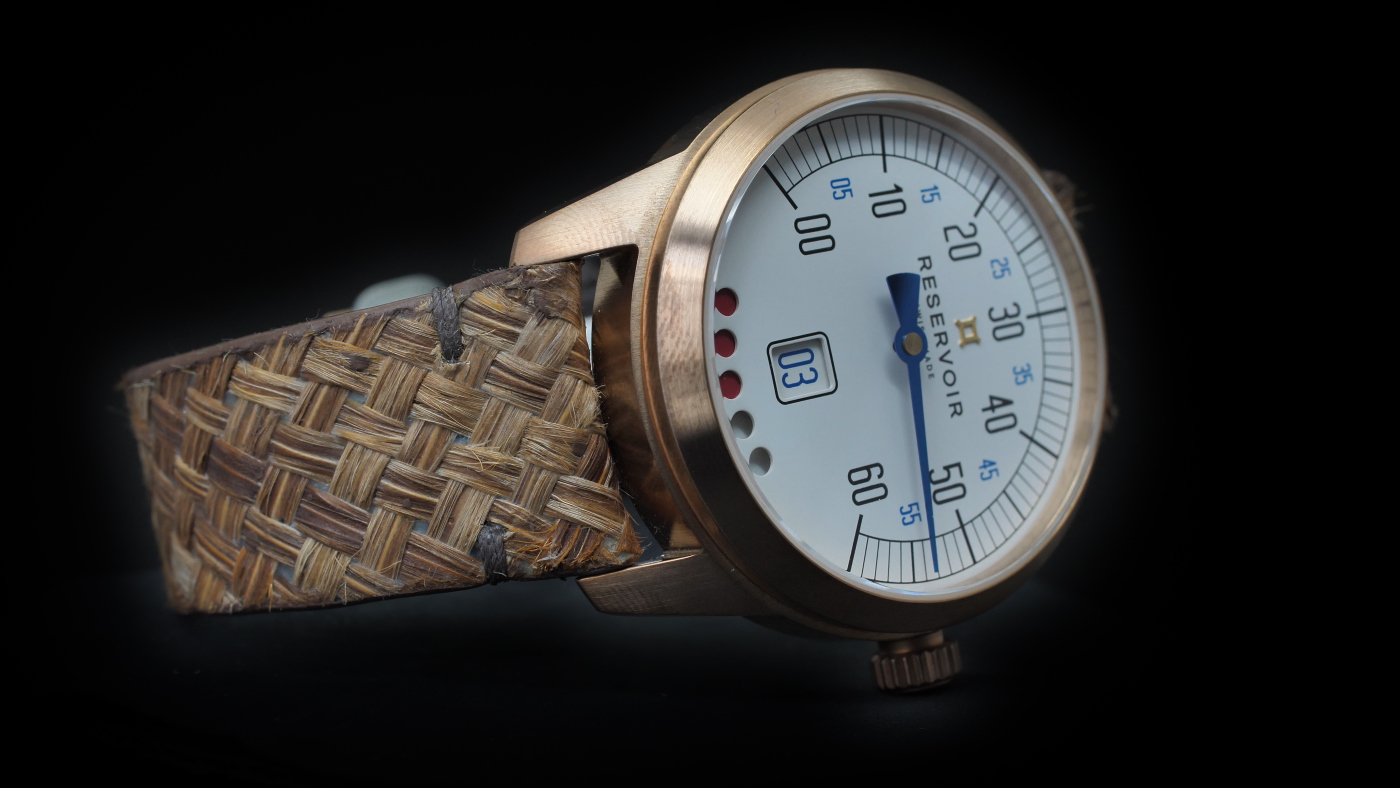 reservoir _ atelier marceau brown - Europa Star watch magazine 2020
