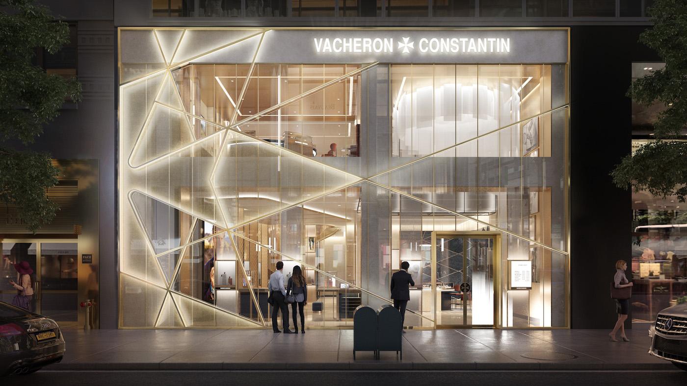 Vacheron Constantin opens a new flagship boutique in New York