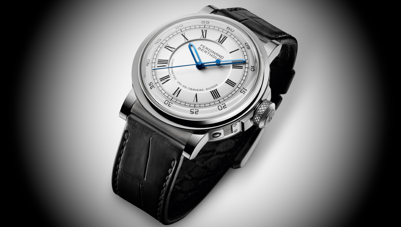 Ferdinand Berthoud: the Chronomètre FB 2RE