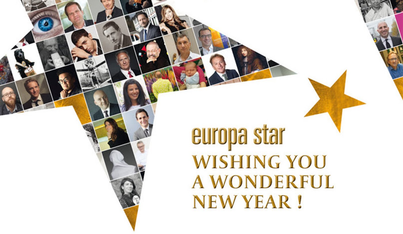 Season's Greetings from your Europa Star!