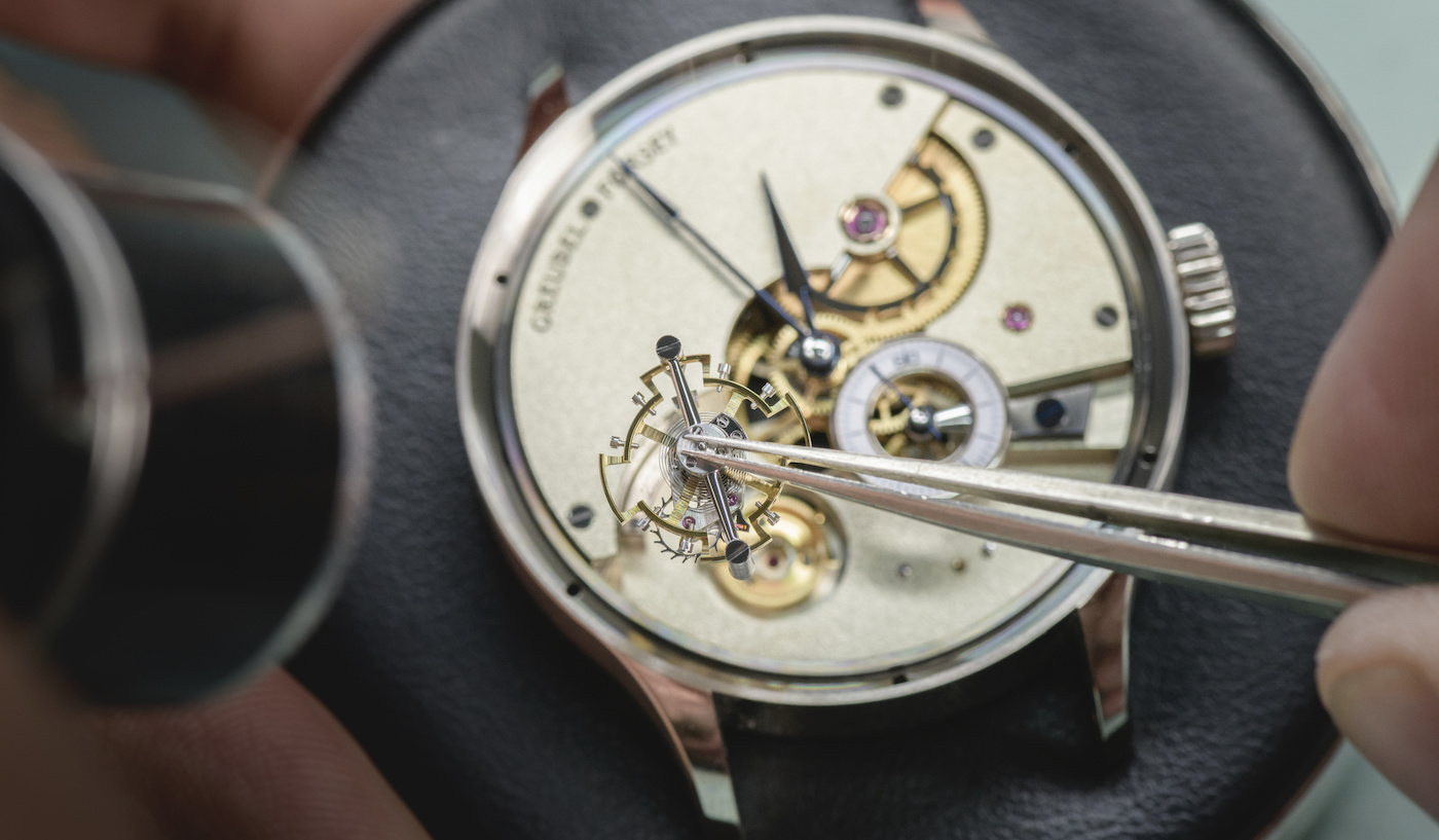 Greubel Forsey: envisioning the future