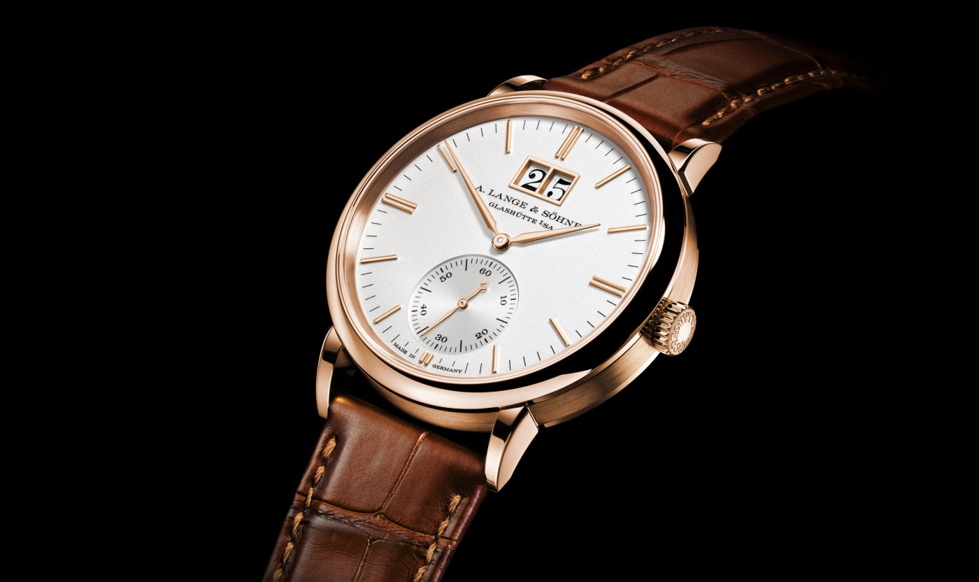 A. Lange & Söhne's double anniversary