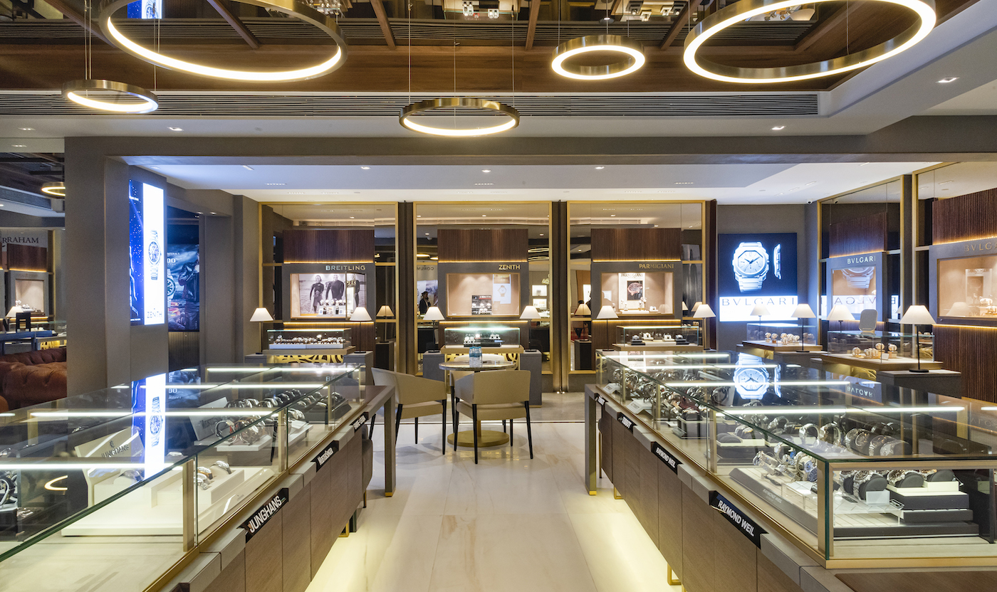 Meeting India's largest luxury watch retailer