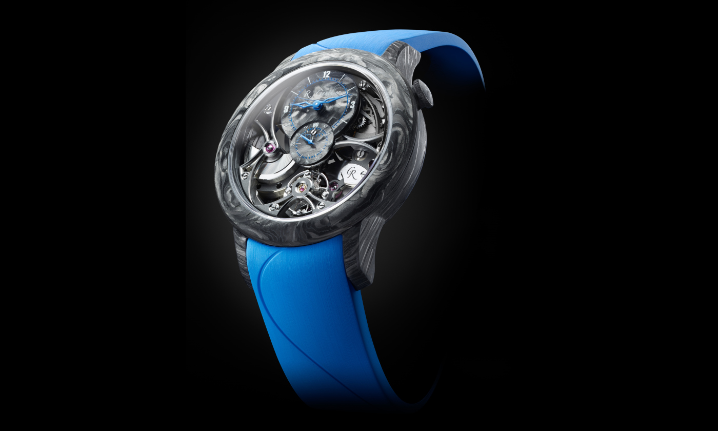 Romain Gauthier Insight Micro-Rotor Squelette