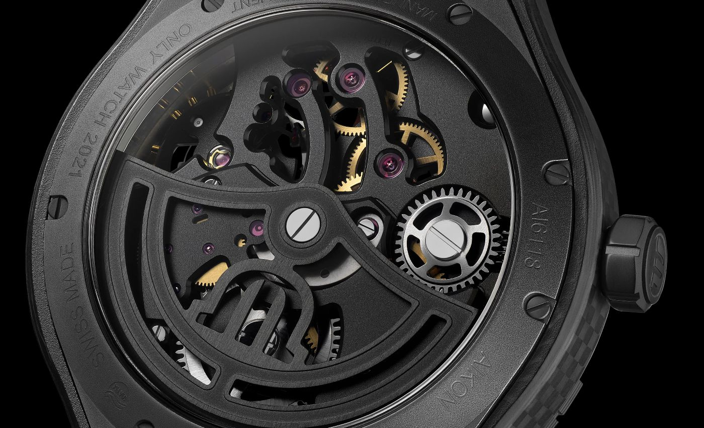 Maurice Lacroix Aikon Master Grand Date Only Watch 2021