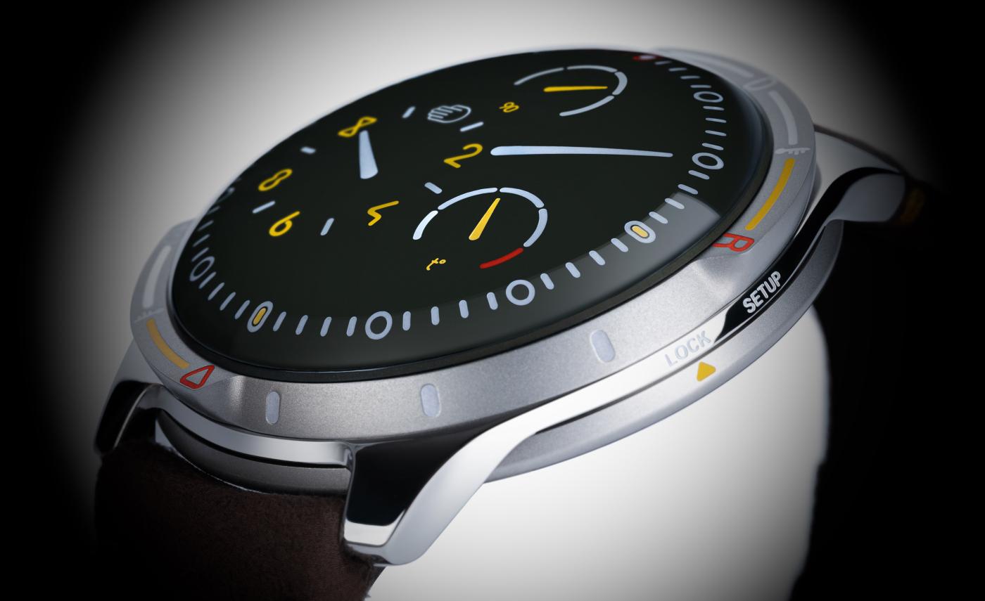 Ressence presents its new Type 5X model