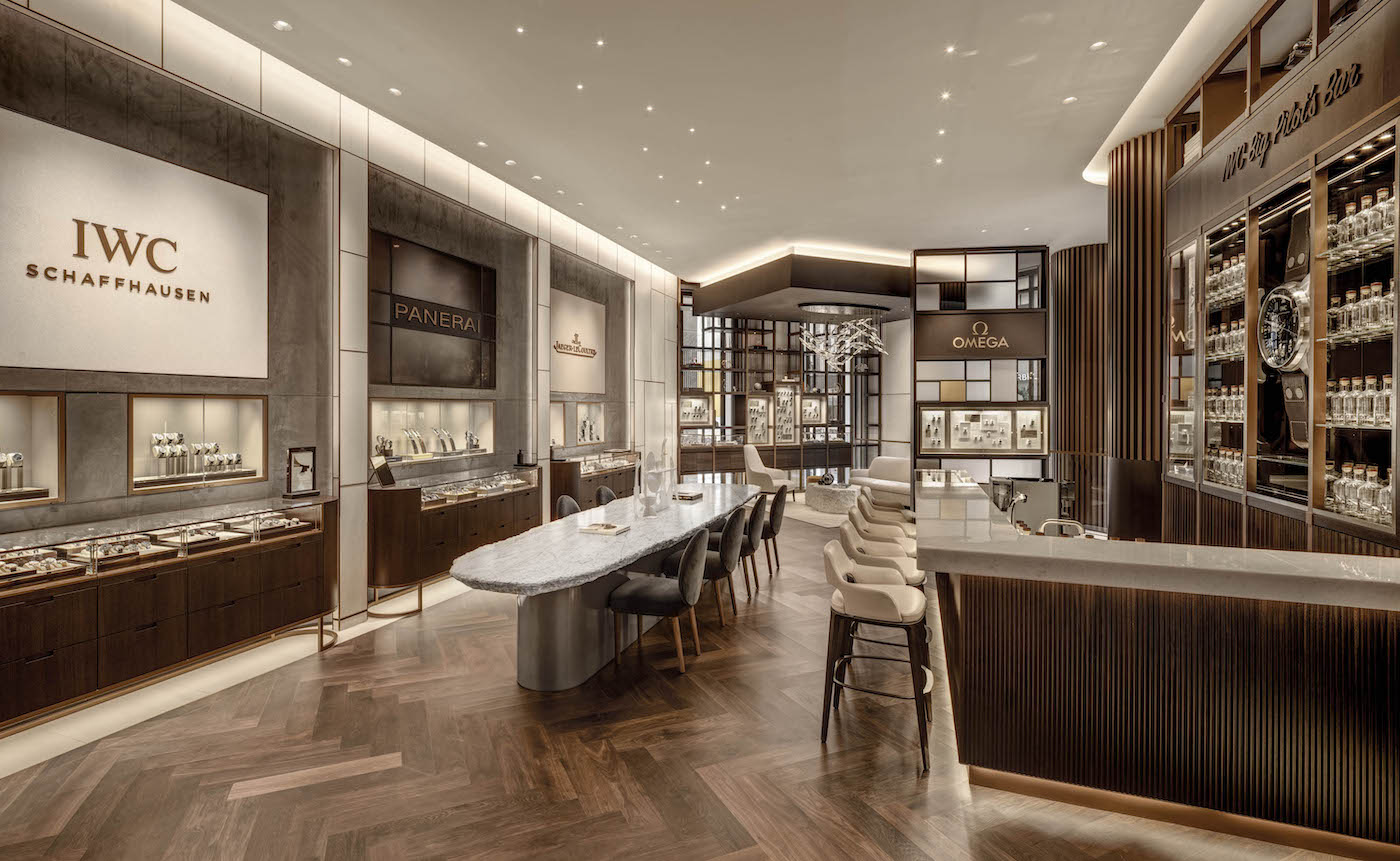 Bucherer opens its flagship boutique in New York
