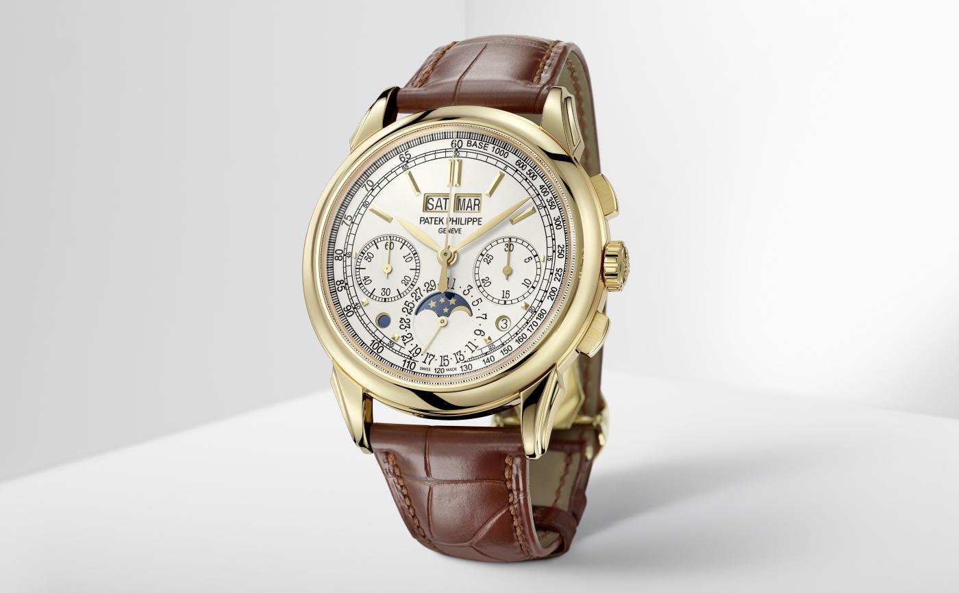 Patek Philippe Ref. 5270J-001 Perpetual Calendar Chronograph