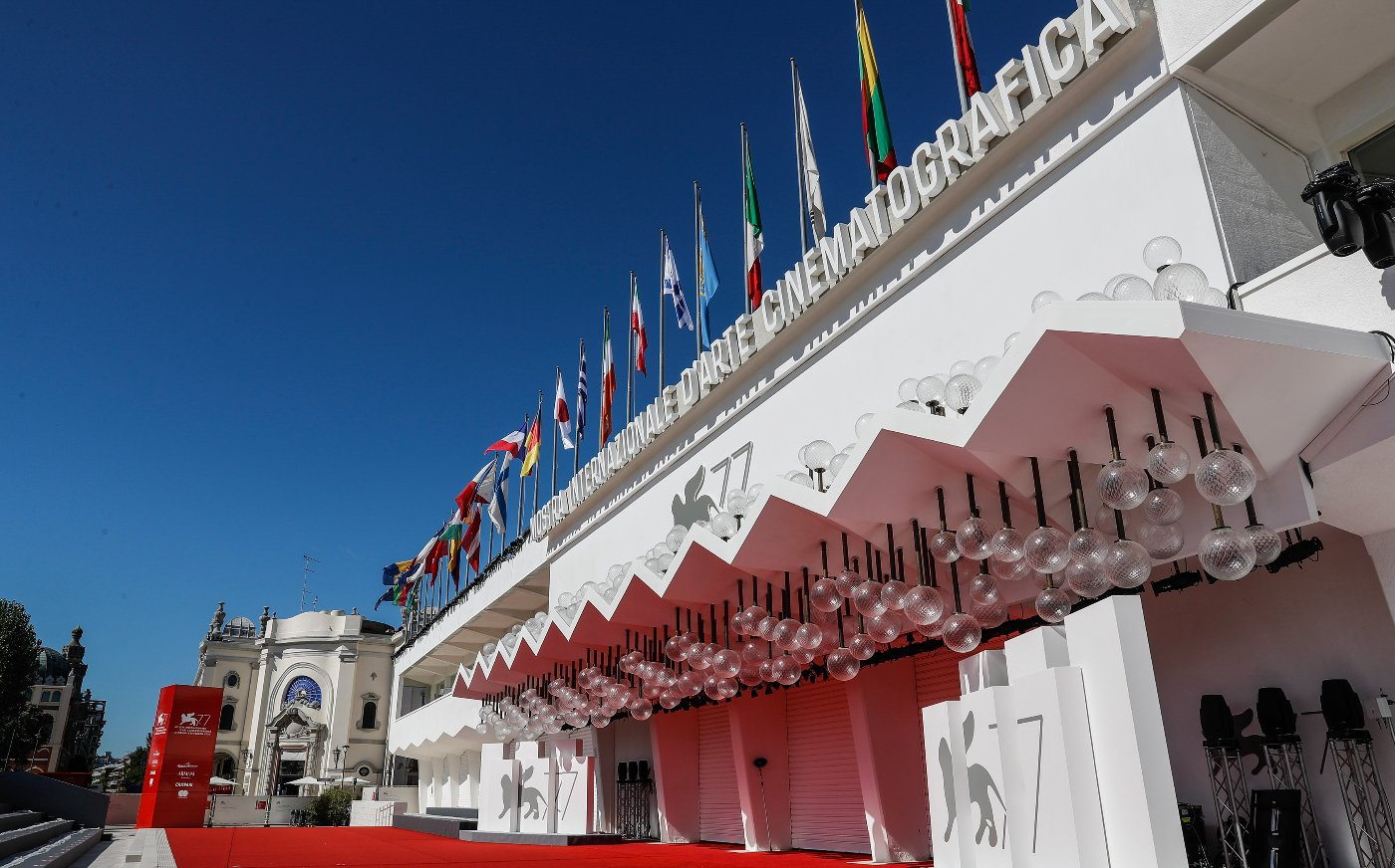 Cartier supports the Venice International Film Festival