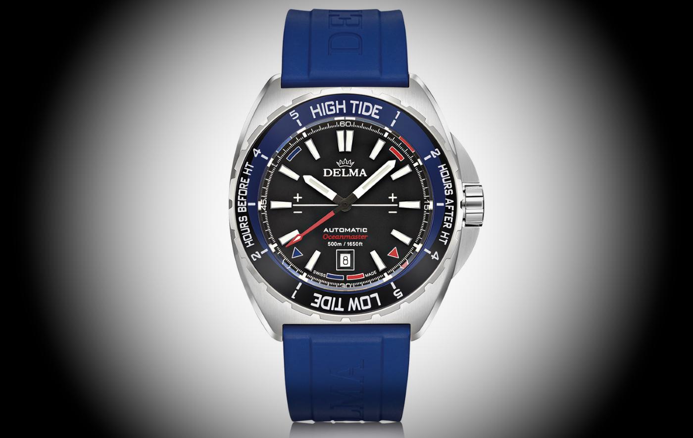 Original: Delma's tidal tracking timepiece