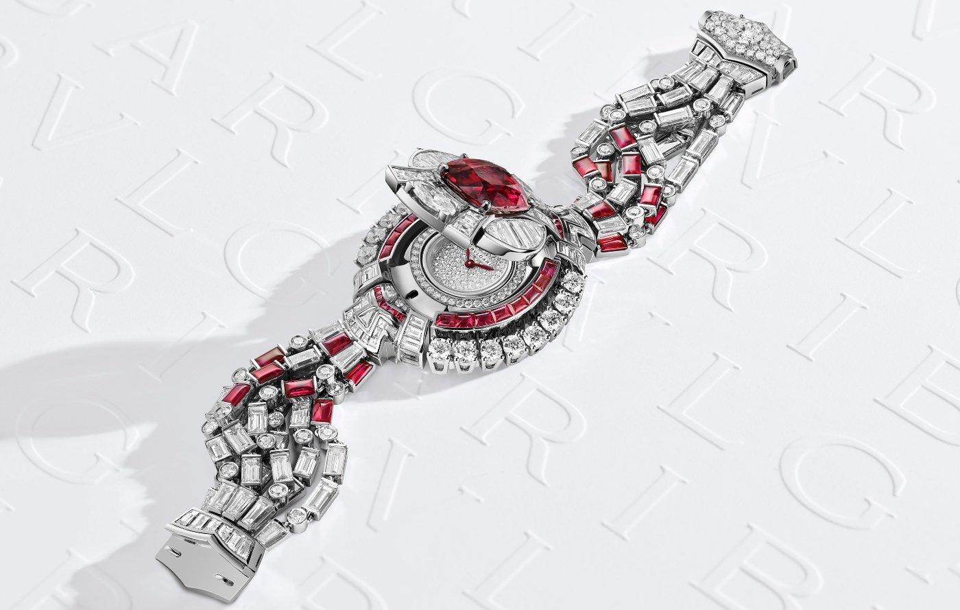 Magnifica: Bulgari unveils its most precious timepiece ever
