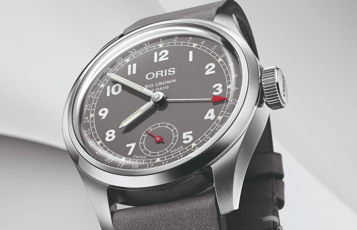 Oris presents the Hölstein Edition 2021
