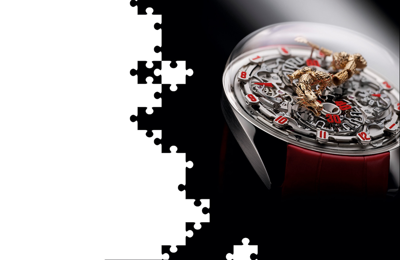 Superlative watchmaking