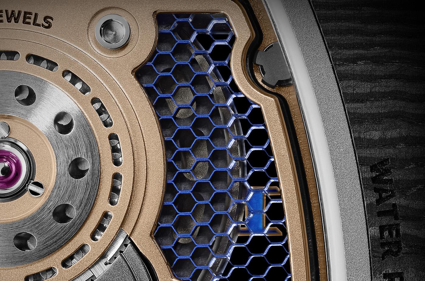 Richard Mille introduces the RM 21-01 Tourbillon Aerodyne