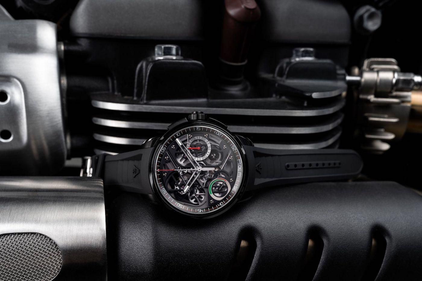 Angelus U30 Black Titanium: an introduction