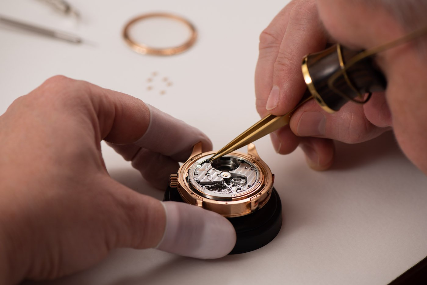 Carl F. Bucherer presents the Manero Minute Repeater Symphony