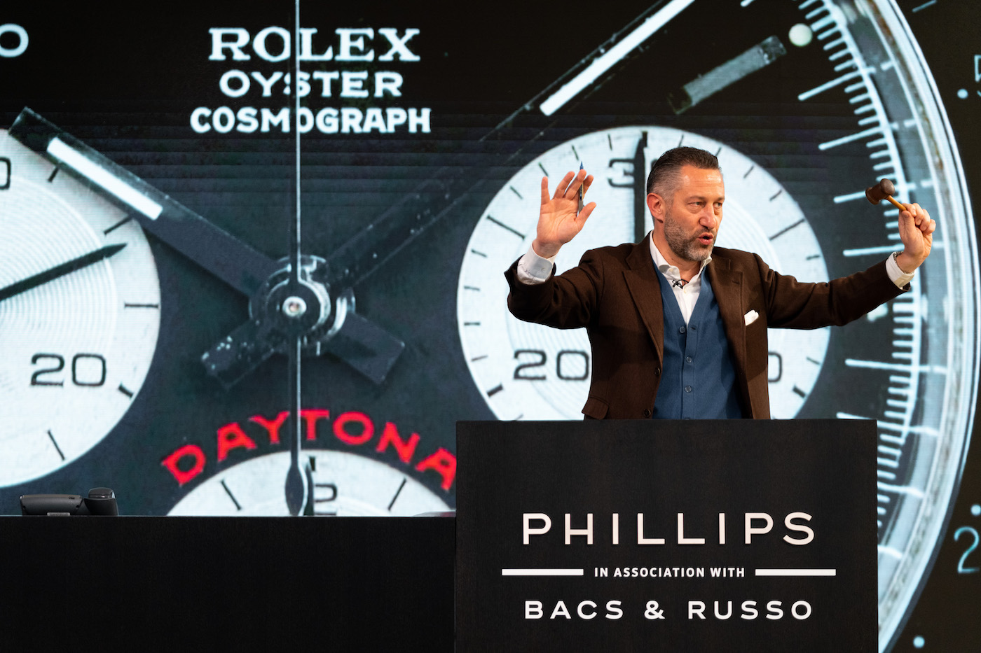 """Phillips Watches: """"Most successful year ever"""" in 2020"""