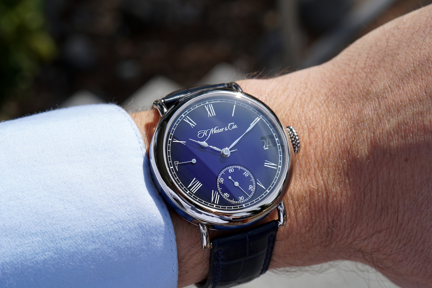 An introduction to H. Moser's new Heritage Perpetual Calendar