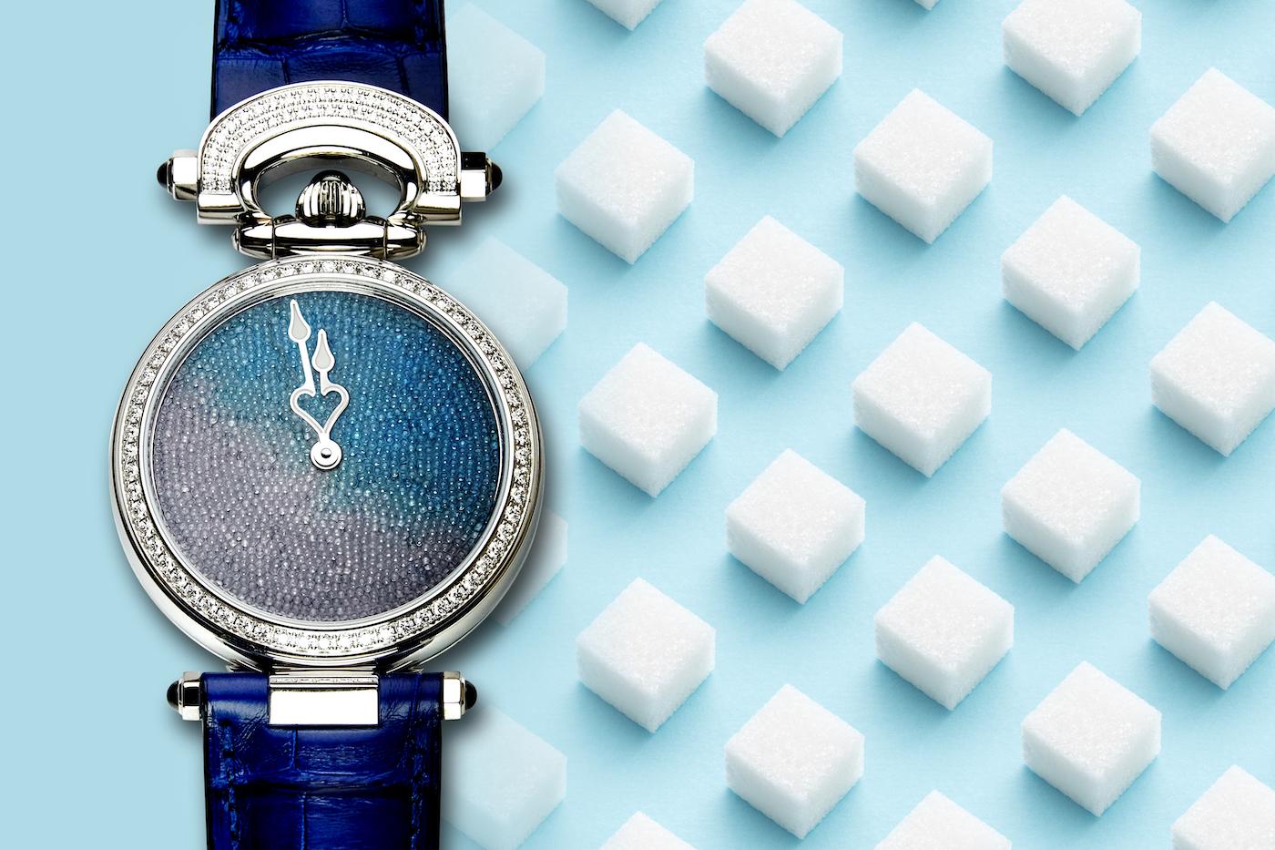 Sugar coating: Bovet's Miss Audrey Sweet Art