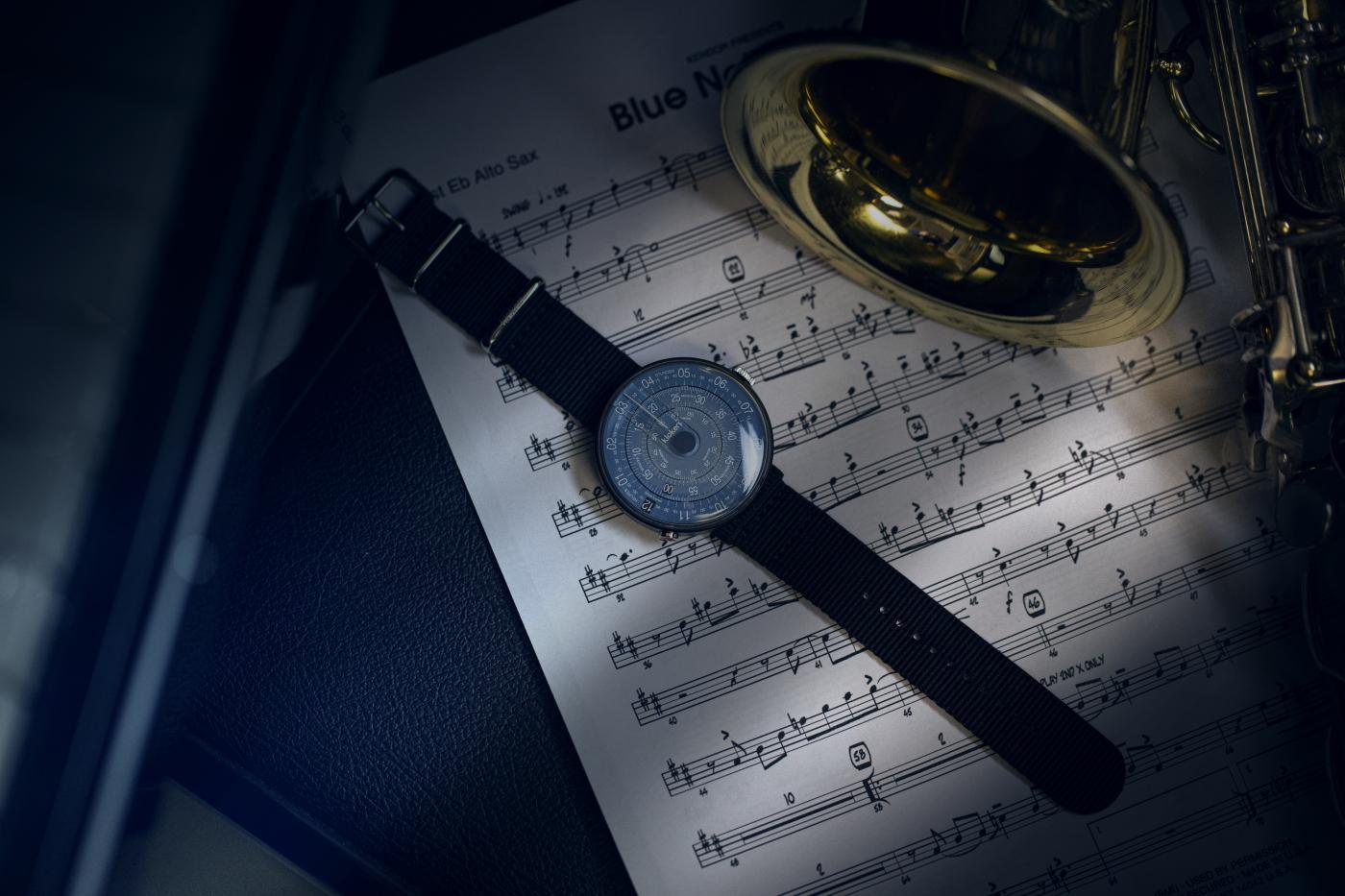 Klokers 01 Blue Note note - Europa Star Magazine 2021