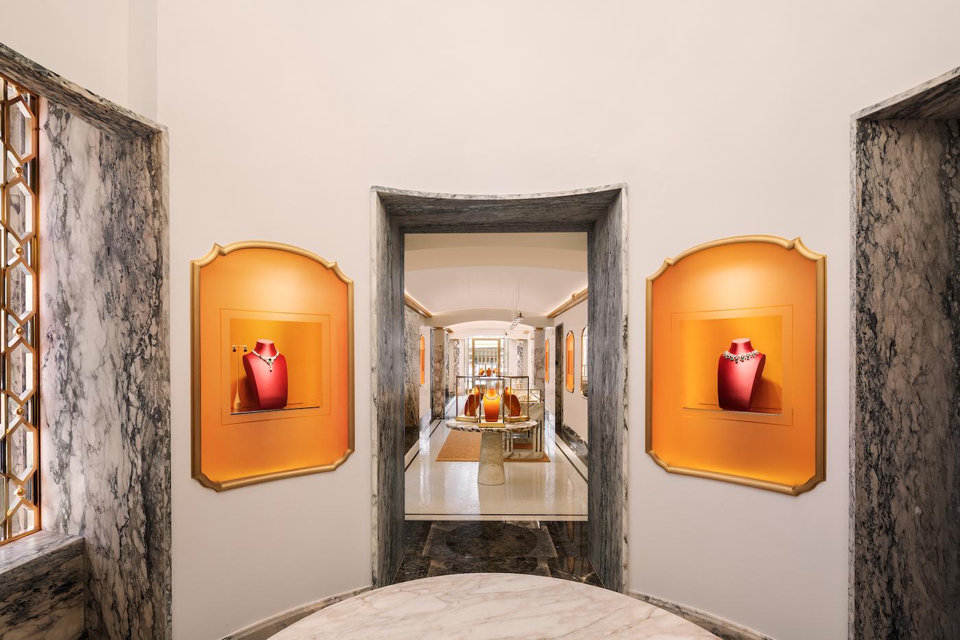 Bulgari opens a new boutique at Place Vendôme