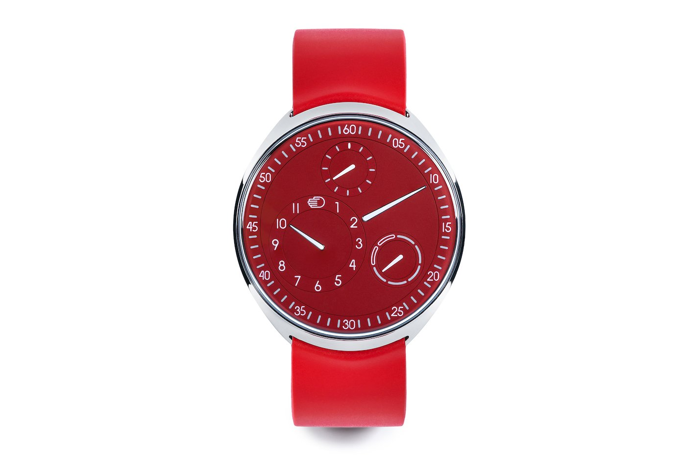 Presenting the new Ressence Type 1RED