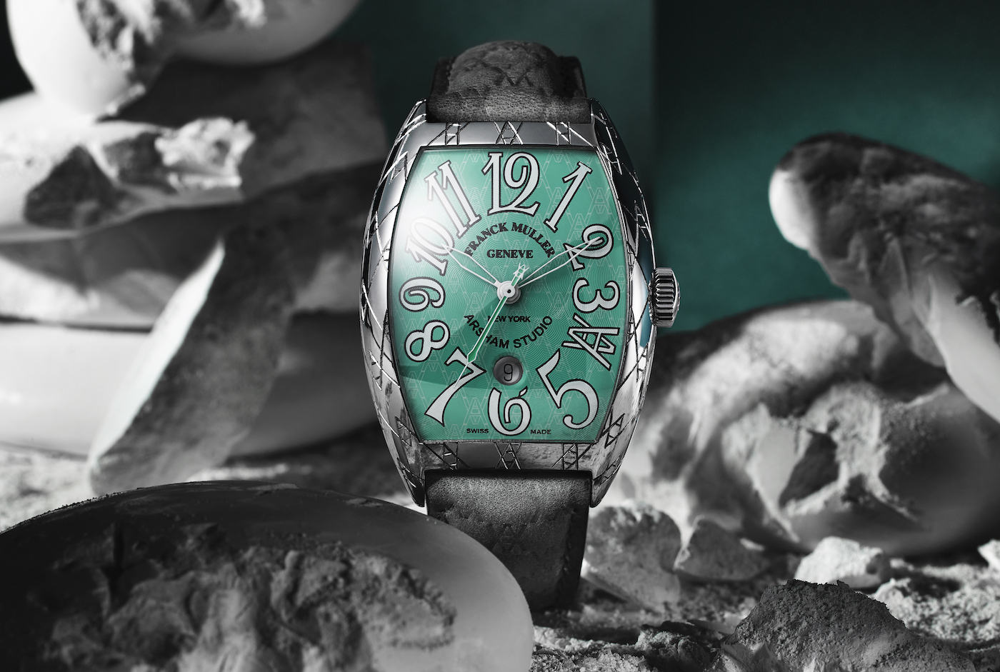 Franck Muller unveils a collaborative Casablanca timepiece