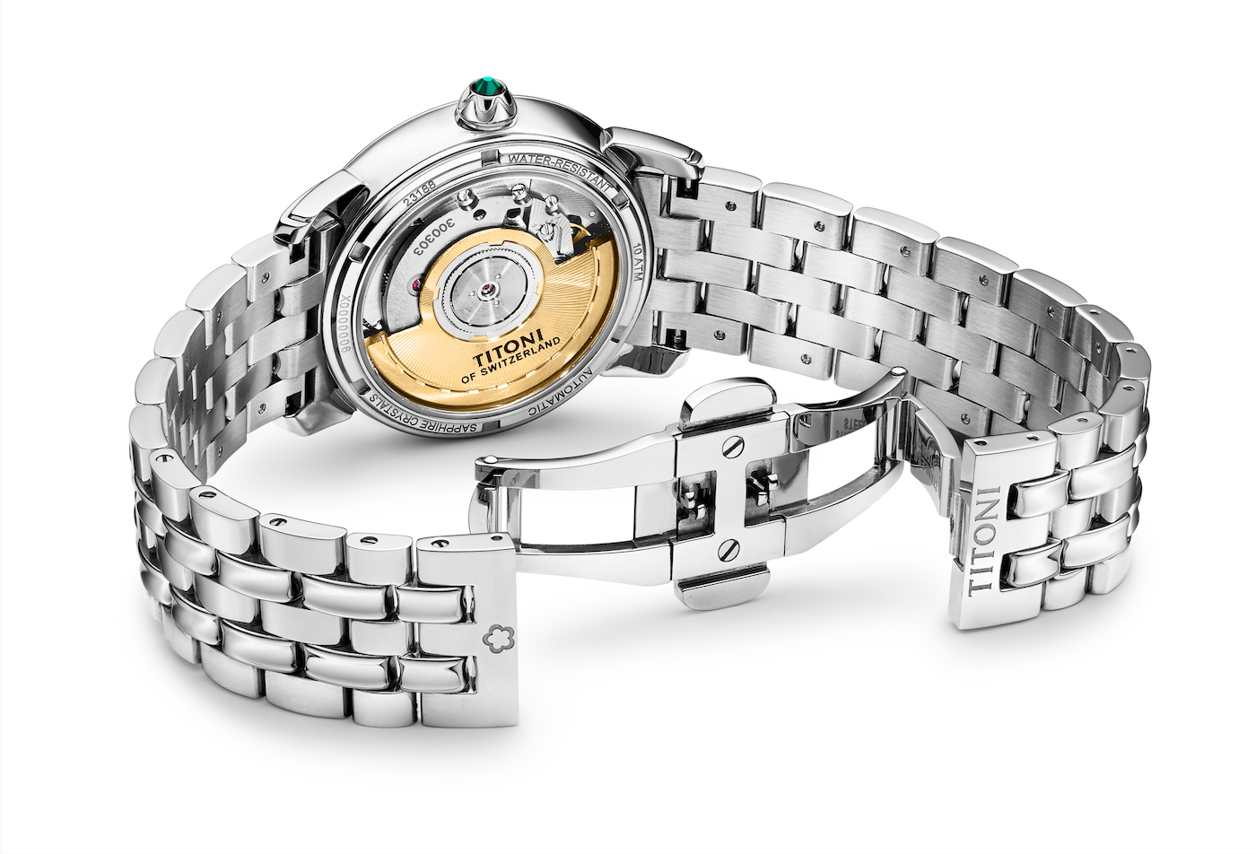 Introducing the Titoni Master Series Ladies