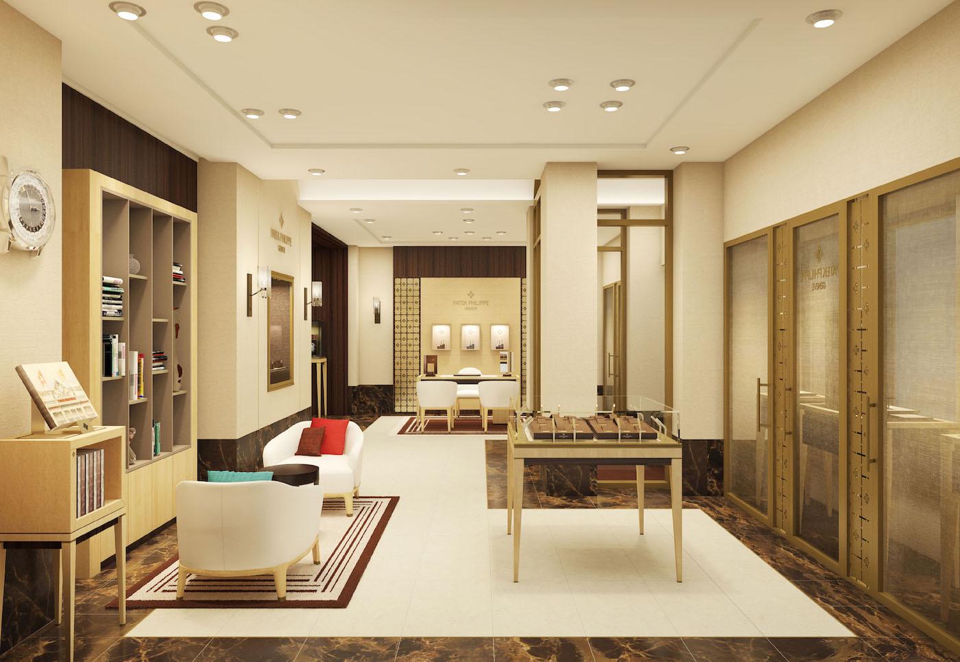 Tiny Jewel Box unveils expanded Patek Philippe showroom