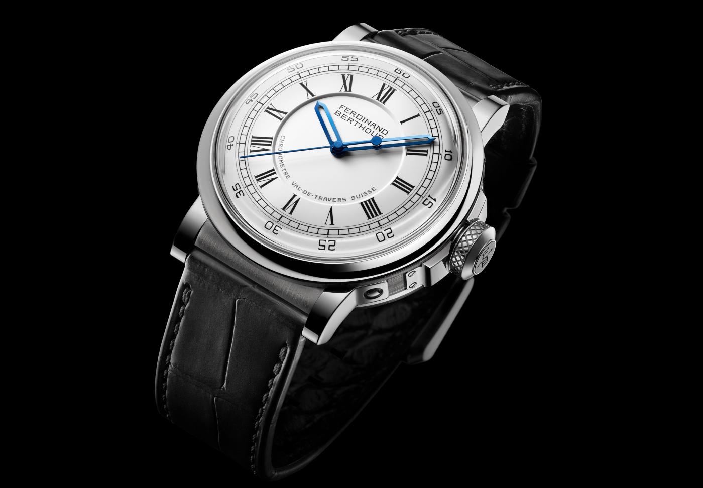 Ferdinand Berthoud introduces the Chronomètre FB 2RE