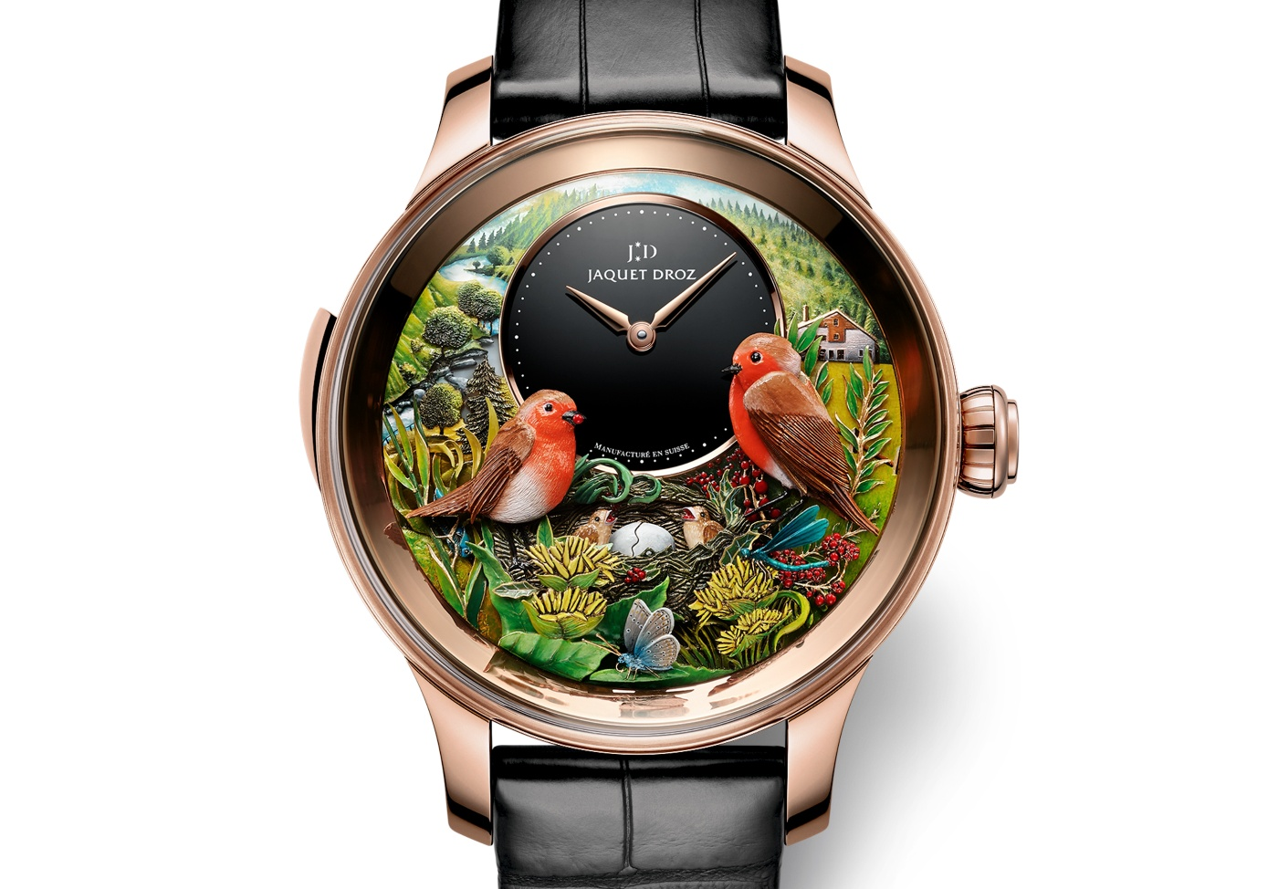 Jaquet Droz celebrates the 300th anniversary of its founder