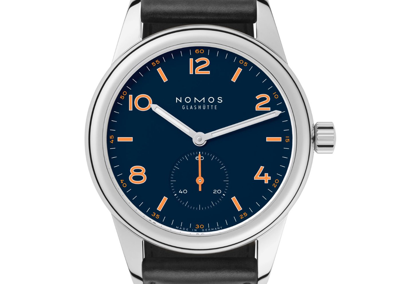 Introducing the Ace x Nomos Club 36 Blue limited edition