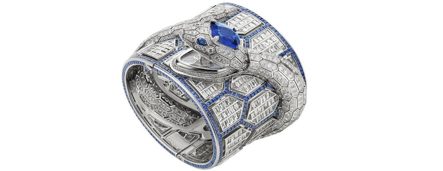 Serpenti Misteriosi Romani, the most expensive high-end watch ever made by Bulgari, costing almost €2 million
