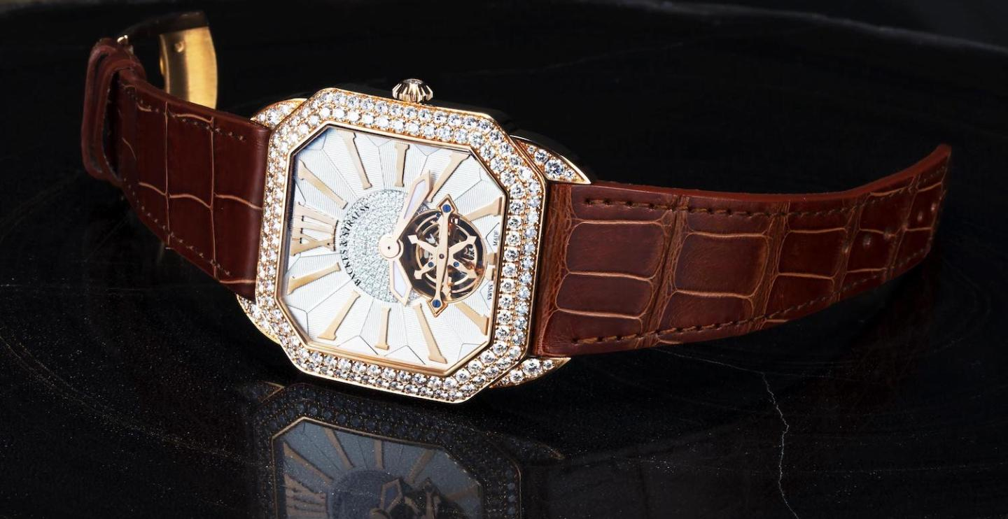 Backes & Strauss Berkeley Renaissance Duke Tourbillon