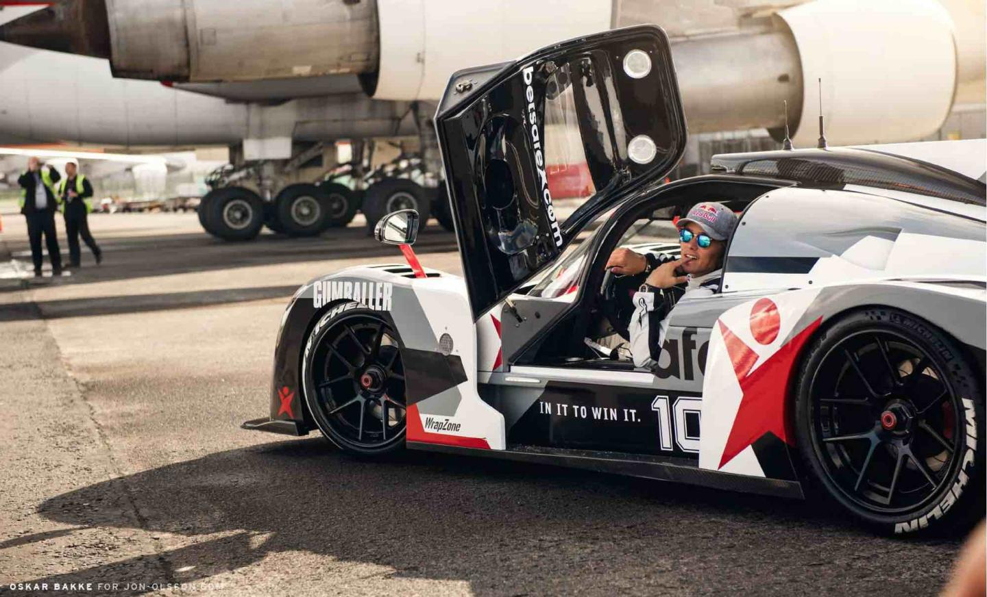 An archetypal mix of a race-car lover, Gumballer, RedBull extreme-skier, and an independent watch enthusiast, Jon Olsson was one of the customers on my influencer programme 2012-2015 to represent the affluent millennials.