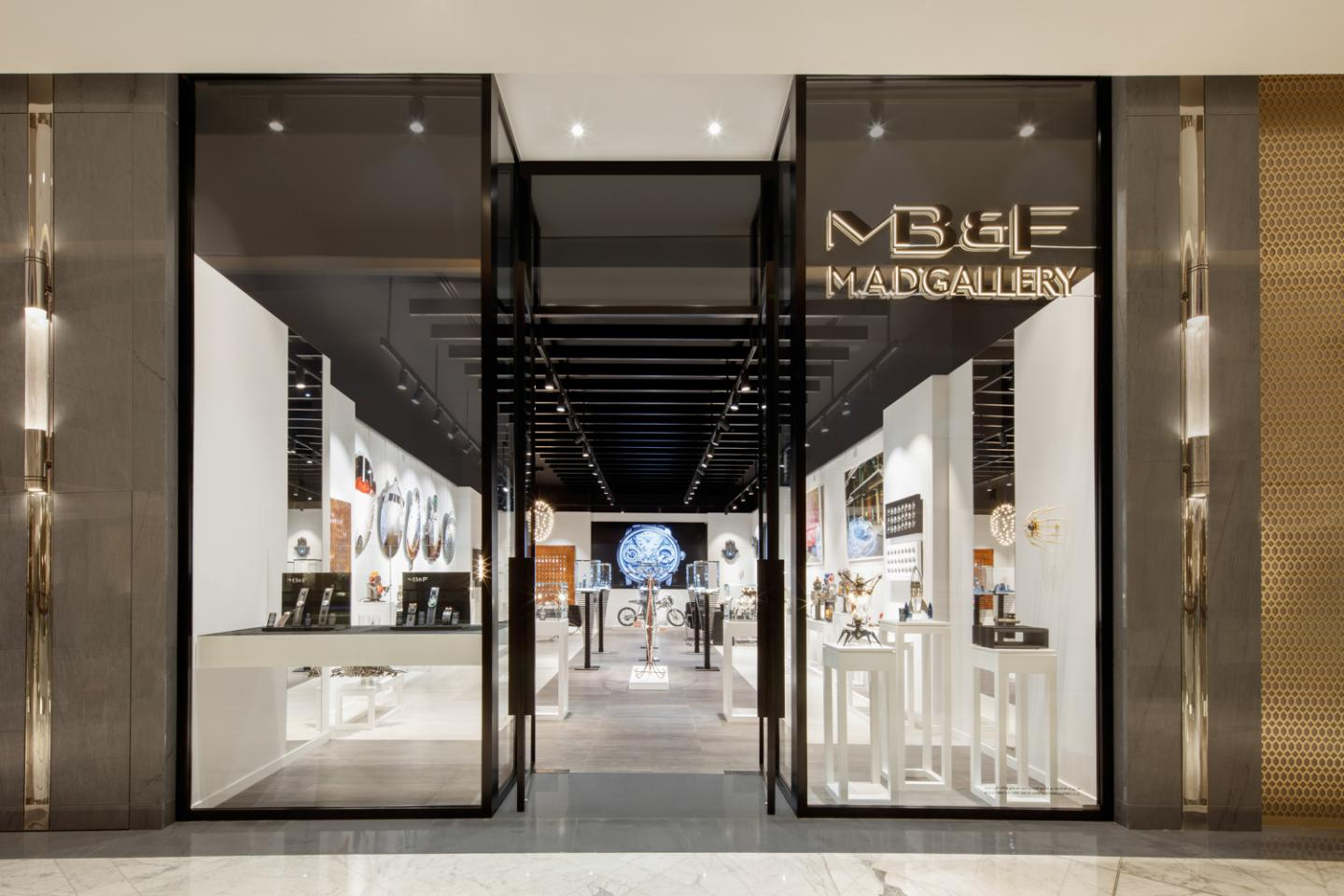 A new M.A.D. Gallery at the Dubai Mall