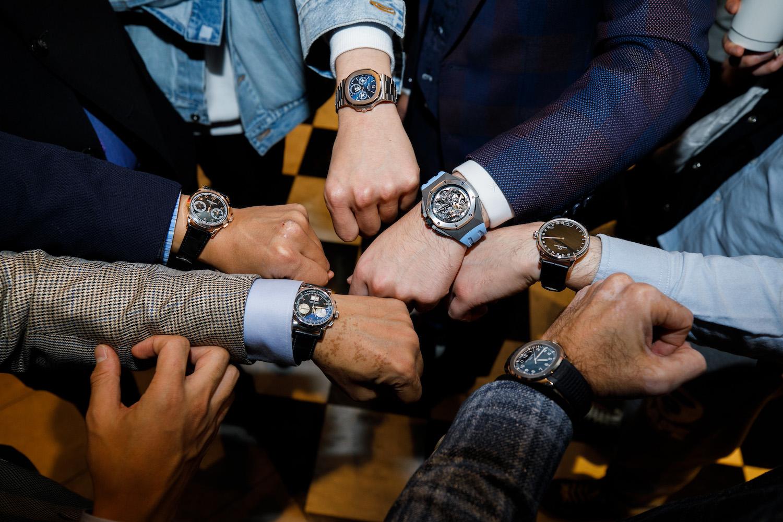 Meeting the Shanghai Watch Gang