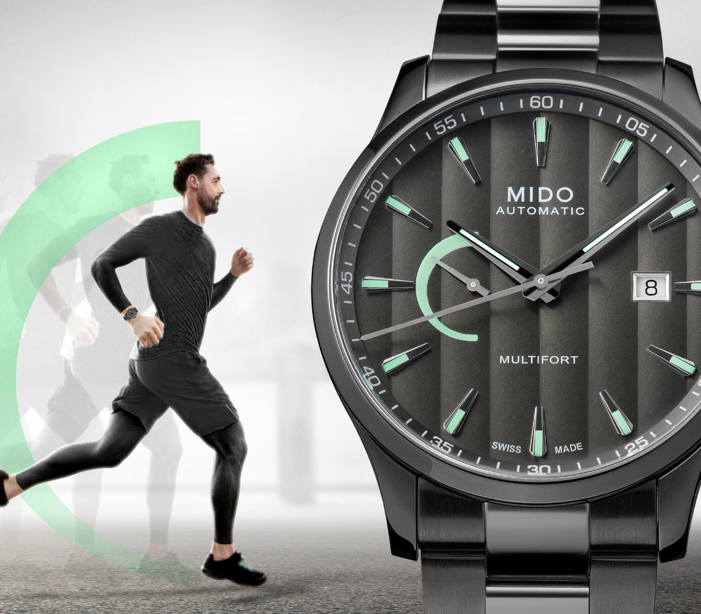 Mido Multifort Power Reserve
