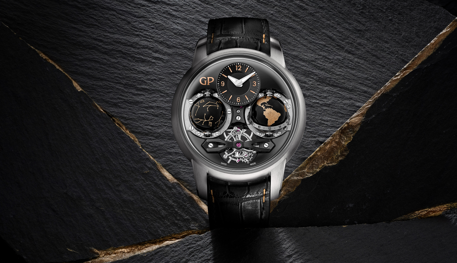 Girard-Perregaux unveils the Cosmos Infinity Edition