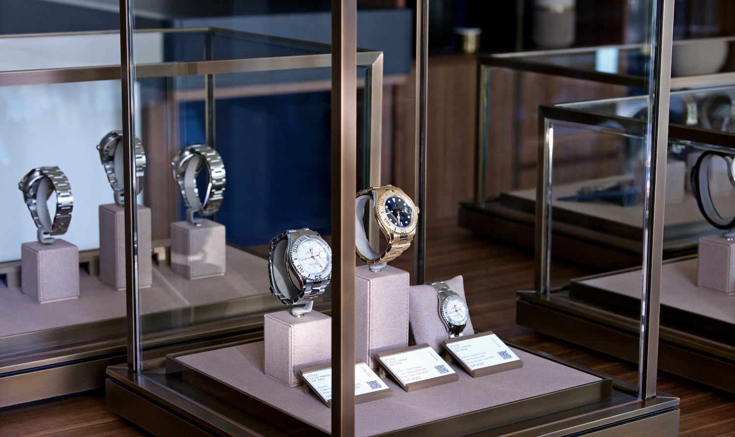 """""""Bucherer is ready to revolutionise the pre-owned market"""""""