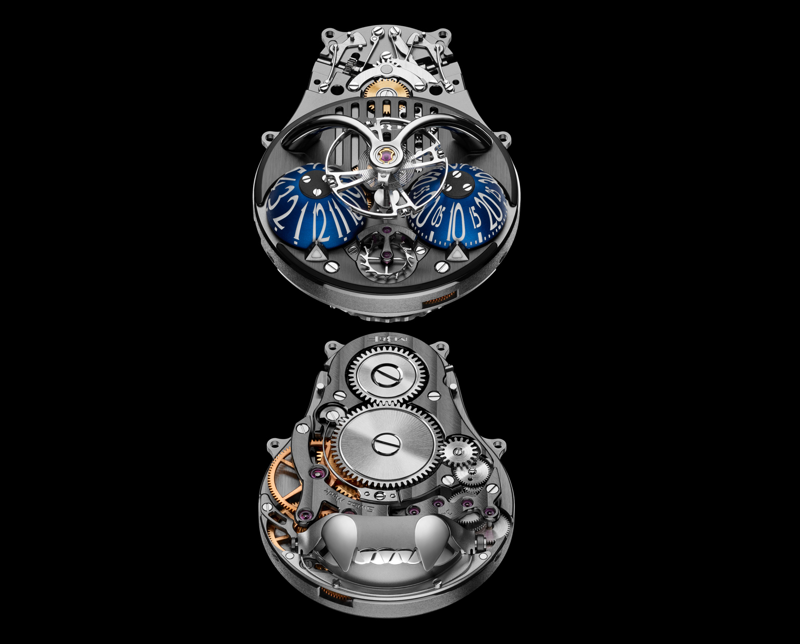 "MB&F - Horological Machine N°10 ""Bulldog"""