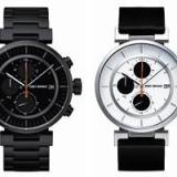 "The Issey Miyake ""W"" watch series"