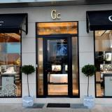 The Gc store at 12 Quai du Général Guisan in Geneva