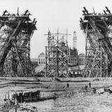 The Tour Eiffel (under construction)